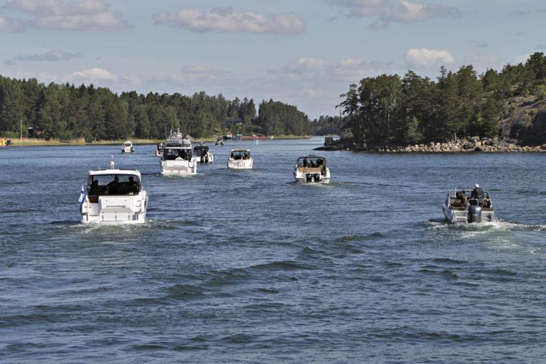 Pitkään työstetty vesiliikennelain luonnos lähtee lausuntokierrokselle vuoden vaihteessa.