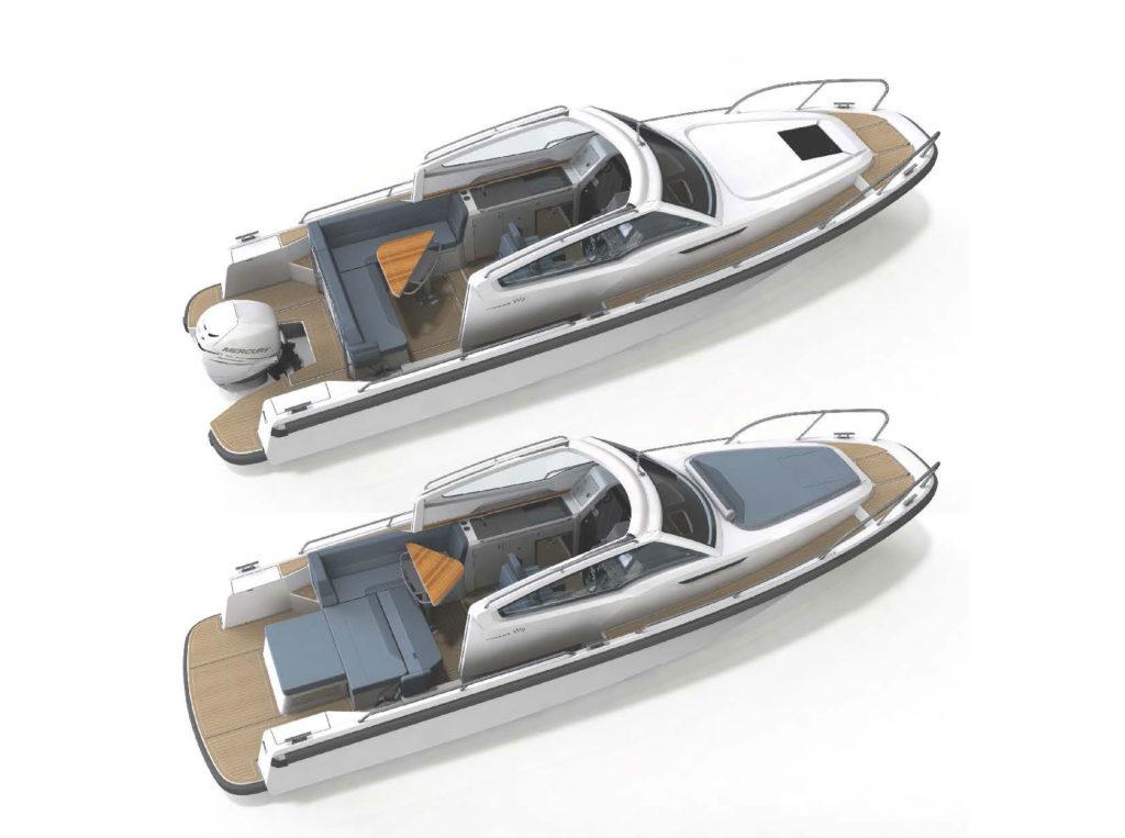 Ruotsalainen Nimbus laajentaa rajusti venemallistoaan.