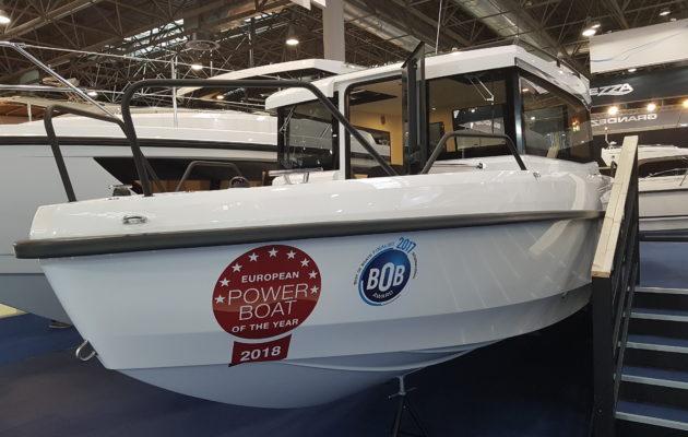 Bella 620C valittiin Euroopan vuoden moottoriveneeksi