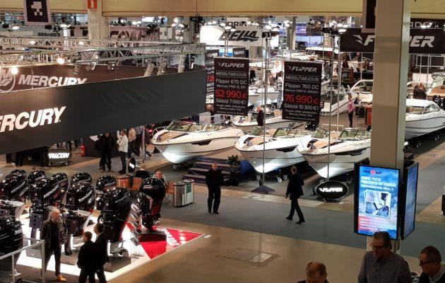 Vene 18 Båt: Venekaupan kasvun uskotaan jatkuvan