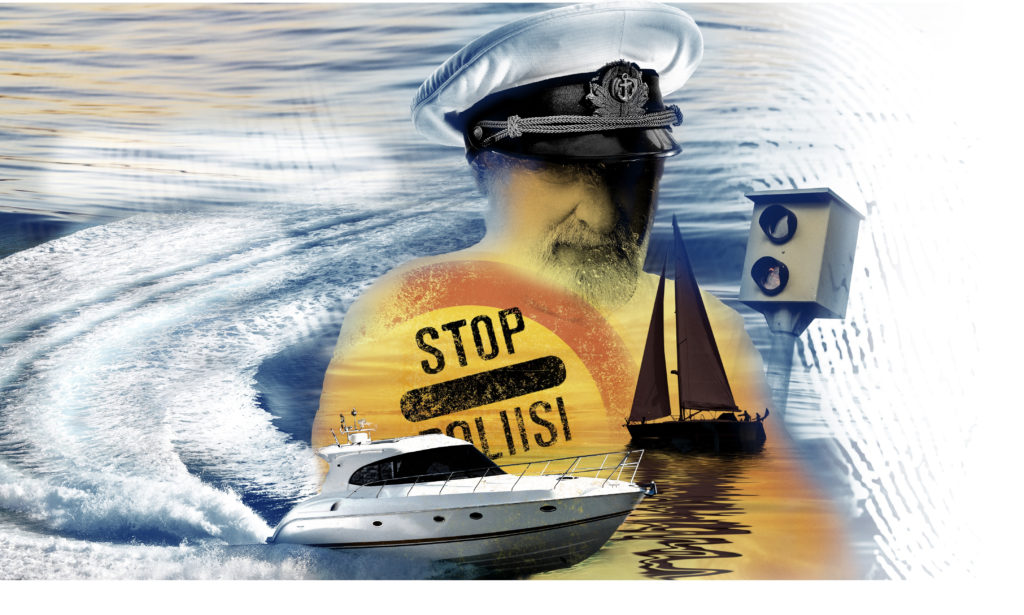 Uusi vesiliikennelaki: Päällikön asema selkiytyy. Vesiliikennelaissa varaudutaan automaattisen valvonnan lisääntymiseen.